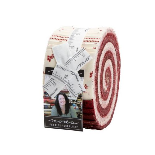 Redwork Gatherings Jelly Roll  not yet in stock but is Coming Soon